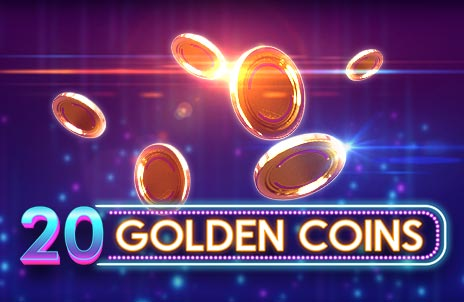 Play 20 Golden Coins online slot game