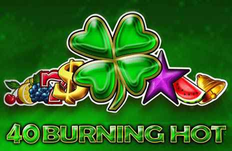 Play 40 Burning Hot online slot game