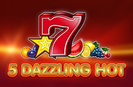 Play 5 Dazzling Hot online slot game