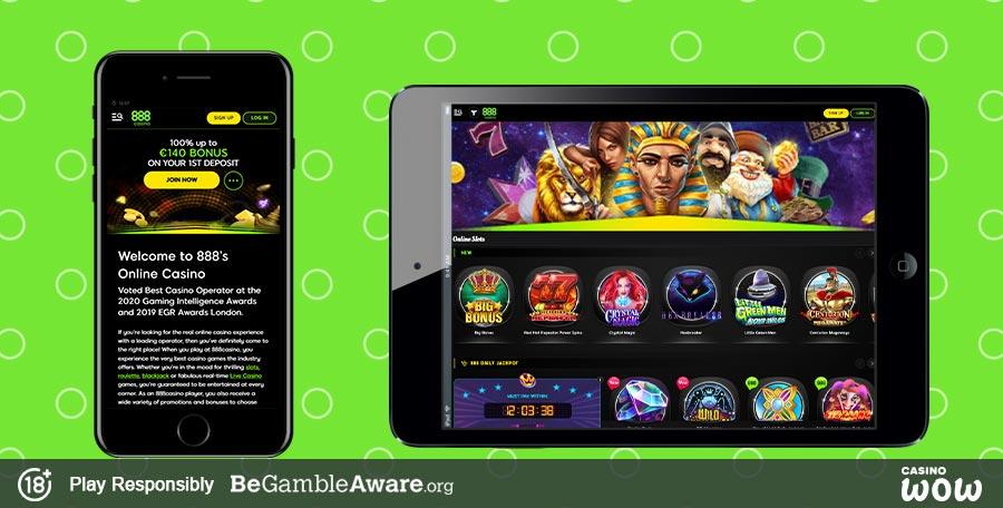 888 Casino Mobile Iphone