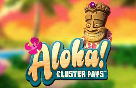 Play Aloha! Cluster Pays online slot game