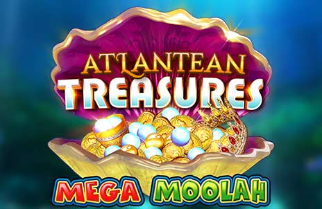 Play Atlantean Treasures Mega Moolah online slot game