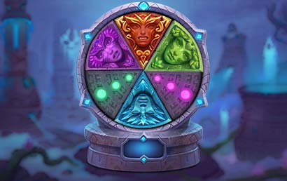 Avatars: Gateway Guardians slot game by Yggdrasil.