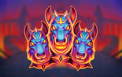 Beat the Beast: Cerberus Inferno slot game by Thunderkick