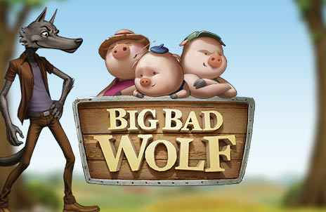 Play Big Bad Wolf online slot game