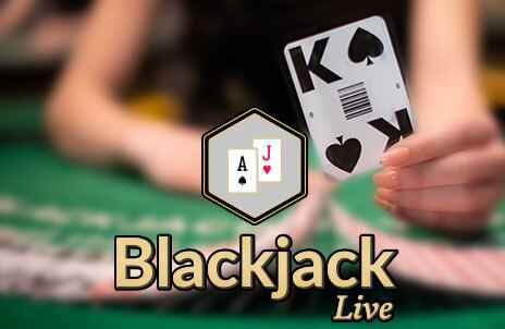 Play Blackjack Live online