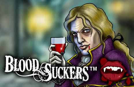 Play Blood Suckers online slot game