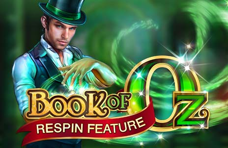Play Book of Oz online slot game