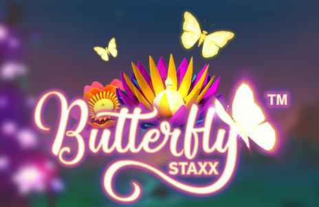 Play Butterfly Staxx online slot game