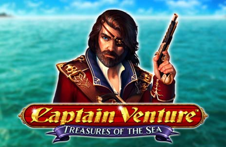 Play Captain Venture Treasures of the Sea online slot game