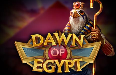 Play Dawn of Egypt online slot game
