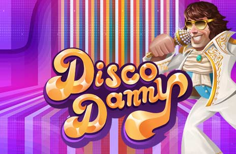 Play Disco Danny online slot game