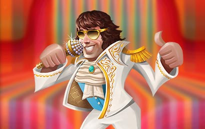 Boogie down with NetEnt's Disco Danny slot!
