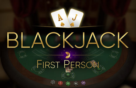Play First Person Blackjack online