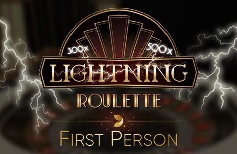 Play First Person Lightning Roulette online