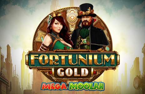 Play Fortunium Gold Mega Moolah online slot game