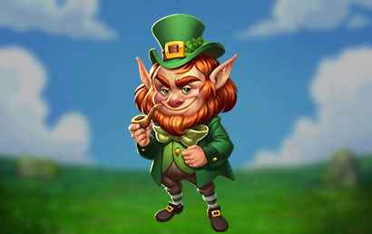 The Leprechaun has gone wild in Play'n GO's the new slot.