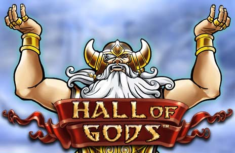 Play Hall of Gods online slot game
