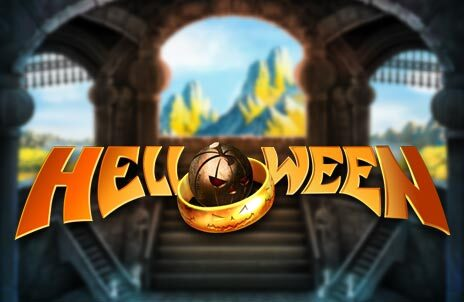 Play Helloween online slot game