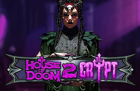 Play House of Doom 2: The Crypt online slot game