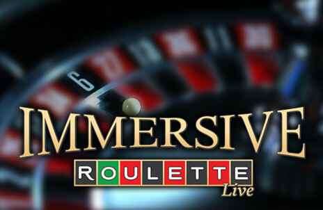 Play Immersive Roulette online