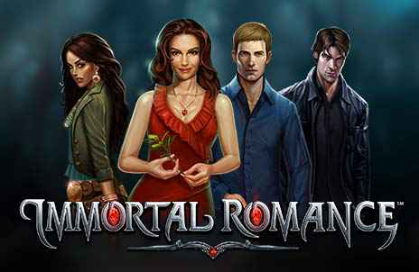 Play Immortal Romance online slot game