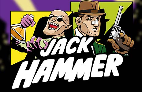 Play Jack Hammer online slot game