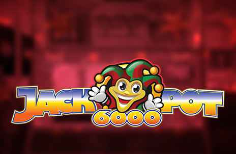 Play Jackpot 6000 online slot game