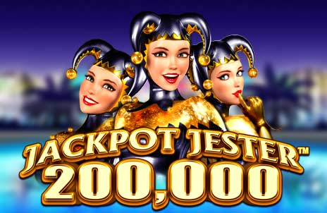 Play Jackpot Jester 200000 online slot game