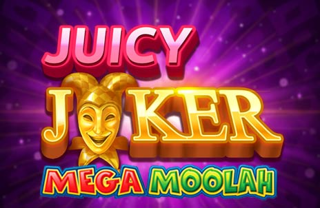 Play Juicy Joker Mega Moolah online slot game
