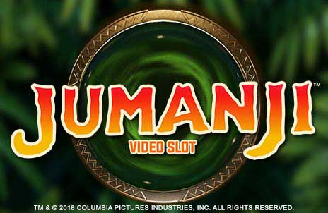 Play Jumanji online slot game