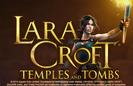 Play Lara Croft Temples and Tombs online slot game