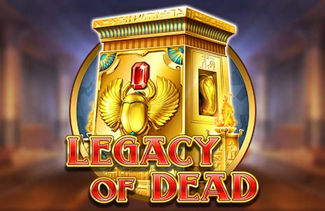 Play Legacy of Dead online slot