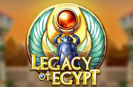 Play Legacy of Egypt online slot game