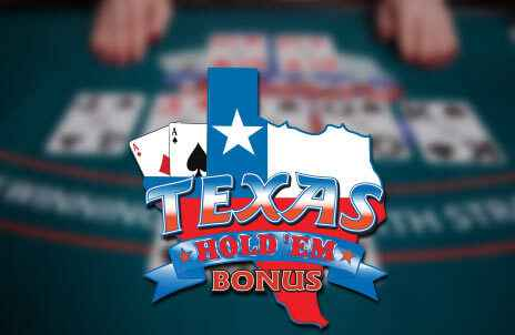 Play Live Texas Hold'em Bonus Poker online