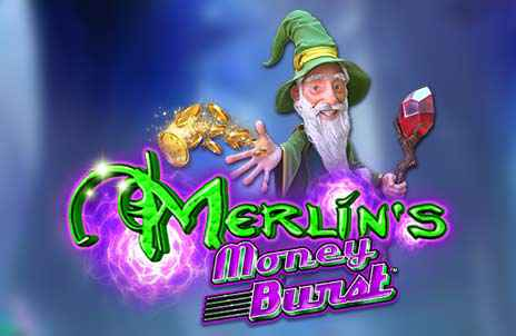 Play Merlin's Money Burst online slot game