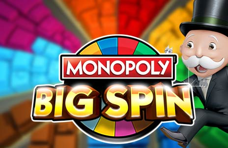 Play Monopoly Big Spin online slot game