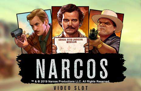 Play Narcos online slot game