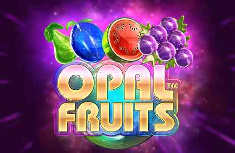 Play Opal Fruits online slot game