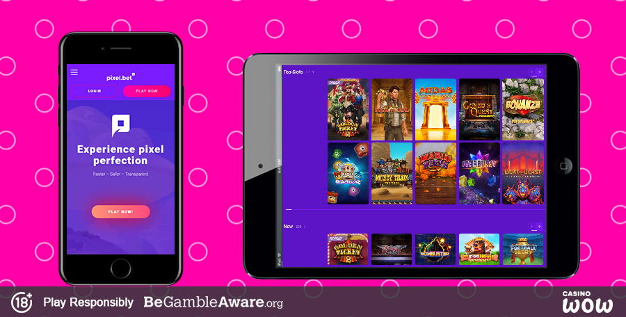 Pixel.bet Mobile Casino