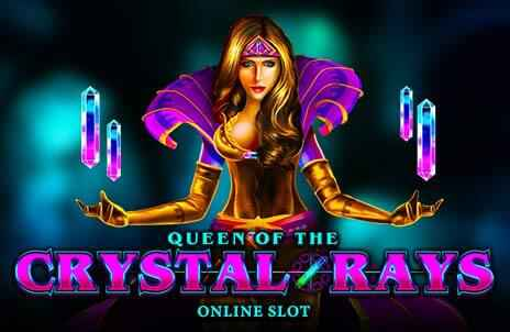 Play Queen of the Crystal Rays online slot game