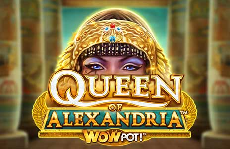 Play Queen of Alexandria WowPot online slot game