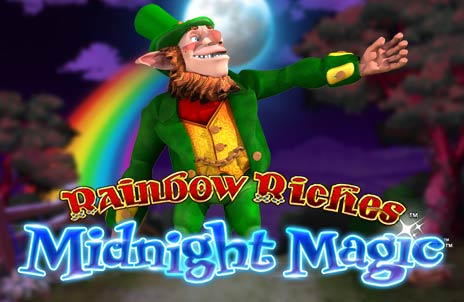 Play Rainbow Riches Midnight Magic online slot game