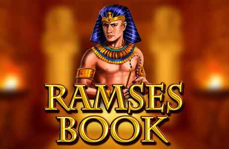 Play Ramses Book online slot game