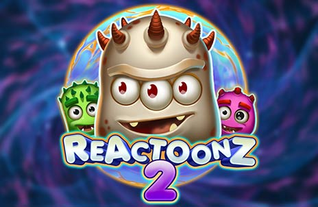 Play Reactoonz 2 online slot game