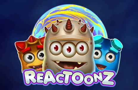 Play Reactoonz online slot game