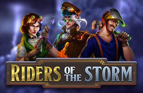 Play Riders of the Storm online slot game