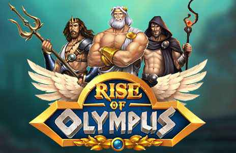 Play Rise of Olympus online slot game