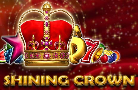 Play Shining Crown online slot game