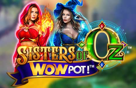 Play Sisters of Oz WowPot